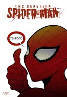 Superior Spiderman by Angel-Akino