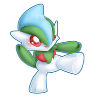 Gallade by Clinkorz