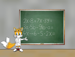 Tails Costume: Prof or Teacher by SQuietSonamy