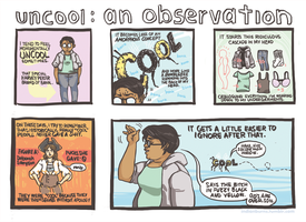 Uncool: An Observation by shiretoko