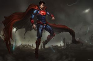 Superman 2200 by Kailyze