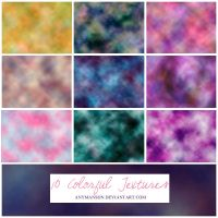 Colorful Textures Pack by AnyManson