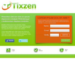 Tizen CSS3 design by datamouse
