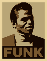 James Brown, Funk by TheIronLion
