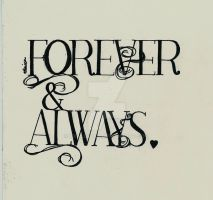 Forever and Always by xxally7xx