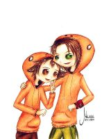 Agumon Hoodies by muffinmimi