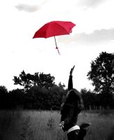 the red umbrella II by tappaa