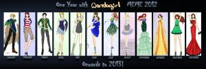 Art summary 2012 by wondagirl