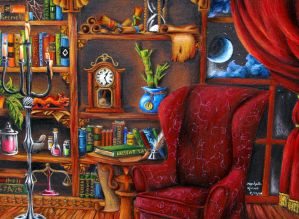 The Magicians Library 2 by Shondrea