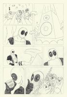 B-Day Gift - Deadpool Comic by MadLunarKnight