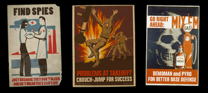 Tf2 Poster Spray Set 2 by PropMedic
