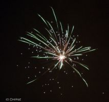 Fireworks 5 by Dreikaz-Photos