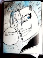 grimmjow jeagerjaques by Thenameless12