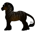 33 Striped Assassin by EverlastingStables
