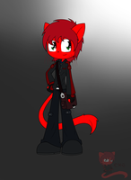 Redesign: Jack the cat by Call-Me-Jack