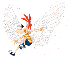 Galactic Phineas Pixel by 8-Xenon-8