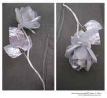 stock 713: silver rose by sophiaastock