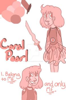 Coral Pearl by creative-garbage