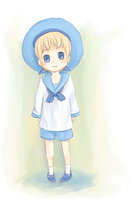 Sealand: illegally cute by tinyness