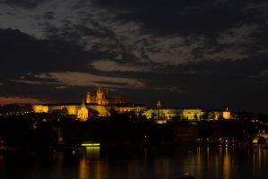 Nightscape...Prague by Tonxs