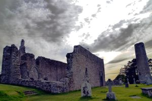 Clonmacnoise by 0Emptiness0