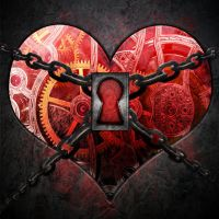 Heart Locked by NathanBlackwolf