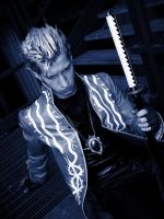 Vergil Cosplay DevilMayCry3 by DanteNeverCry