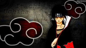 Itachi Wallpaper by bonez621
