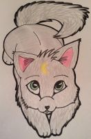 Request-White Wolf by psycheankh
