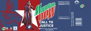 Mountain Dew Call to Justice by CMKook-24601