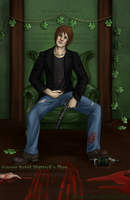 The other MacManus brother... (St. Patty's 2013) by Tales-of-Torment