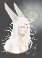 Albino Witch by xXBloodBerryJamXx