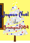 Joyeux Noel card 2013 by Christopia1984