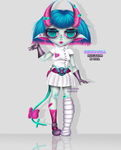 [OPEN][lowered price] Demon Doll Adopt #01 by GrimmBunny