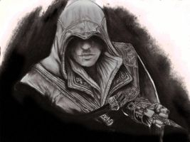 Ezio: Assassin's Creed II by MyaWho