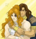 Rictor and Shatterstar by Autumn-Sacura