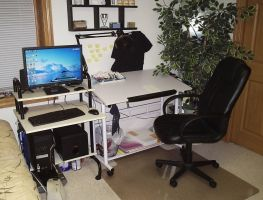 My Workspace by golfiscool