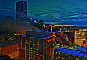 Denver, 6:37 AM by NullCoding