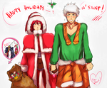 [SW3] happy holidays by Orchidias