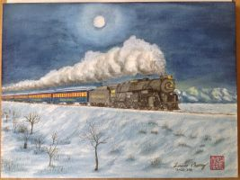 Polar Express 2 by drawing425