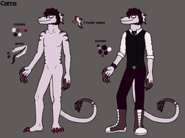 Curtis Ref (co-owned) by TheGhoulAvenue