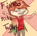 Fixed my tabby! by T0XICFR0G
