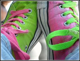 Converse by Mwellie