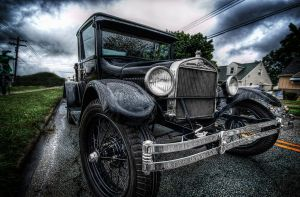HDR Buggy Car by braxtonds