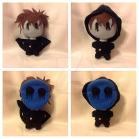 * SOLD* Eyeless Jack Plush by Decepti-Gal2313