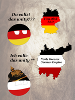 You call this unity by Arminius1871