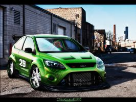 Ford Focus RS by Geza60