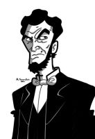 Abe Lincoln by AgentBiLL