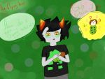 Homestuck doing a Hetalia-grub-thing by Rigby-FanGirl