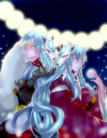 Inuyasha: Dogs in the Night by Aeirus